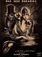 Das neue Paradiesヴィンテージポスター(アーティスト: Fenneker , Josef )ドイツC。1921 16 x 24 Giclee Print LANT-65508-16x24