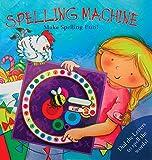 Scholastic Spelling Machine ハードカバー 英語 絵本