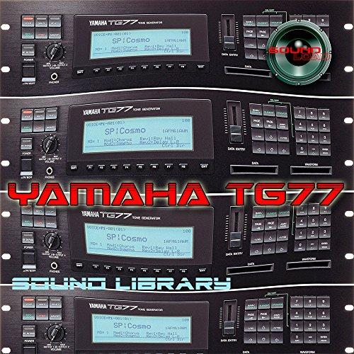 YAMAHA DX7 HUGE Original Factory & New Created Sound Library