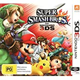 Super Smash Bros - Nintendo 3DS