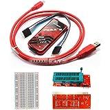ANBE PIC プログラミングキット PICKIT3互換品 PIC マイコン ライター