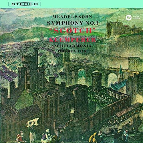 メンデルスゾーン:交響曲第3番「スコットランド」他