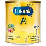 Enfamil A+ Stage 1 Infant Milk Formula 360 DHA+, 0-12 months , 900g