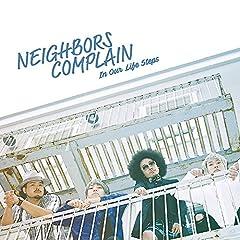NEIGHBORS COMPLAIN「In Our Life Steps」のジャケット画像