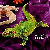 カプセルQミュージアム ヤモリ大全2 クレステッドゲッコー(Crested Gecko) 5:マダガスカルヒルヤモリ 海洋堂 ガチャポン