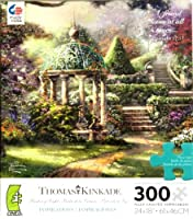 """Thomas Kinkade Painter of Life Inspirationsシリーズ"""" A Friend Loves At All Times """" 300OversizedピースジグソーパズルMade in USAパズル"""