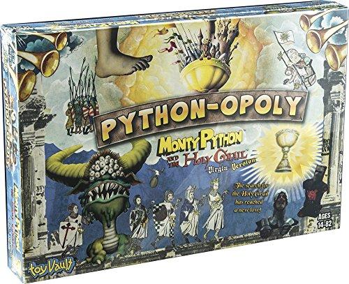 MONTY PYTHON-OPOLY VERSION 2 BOARD GAME【直輸入品】