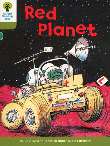 Oxford Reading Tree: Level 7: Stories: Red Planetの詳細を見る