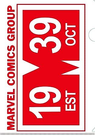 MARVEL 80YEARS/クリアファイルセットB IG3163
