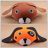 HuaQingPiJu-JP 子供の日のパフォーマンスファッションアクセサリー漫画動物帽子(犬、スタイルランダム)