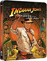 Indiana Jones and the Raiders Of The Last Ark (Zavvi Exclusive Limited Edition) (STEELBOOK)