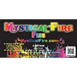 Mystical Fire Flame Colorant Vibrant Long-Lasting Pulsating Flame Color Changer for Indoor or Outdoor Use, Other, Mystical Fi