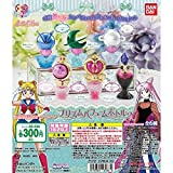 美少女戦士セーラームーン プリズムパフュームボトル2 全6種セット (¥ 1,250)