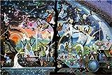 1000ピース 愛の泉 (50x75cm)