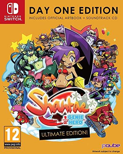 Shantae: Half-Genie Hero - Ult...