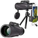 Mobile Phone TelescopeZoom Camera lens for mobileiPhone Monocular 12X50 BAK4 Prism & FMC Telephoto Lenses Smartphone for Land