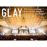 20th Anniversary Final GLAY in TOKYO DOME 2015 Miracle Music Hunt Forever[DVD-STANDARD EDITION-(DAY2)]