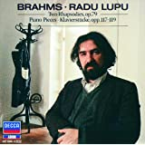 Brahms: Rhapsody In B Minor, Op.79, No.1