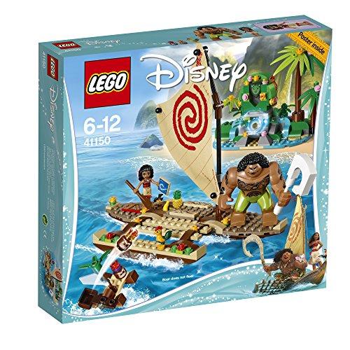 """レゴ(LEGO) ディズニー モアナ""""南の海の大冒険"""