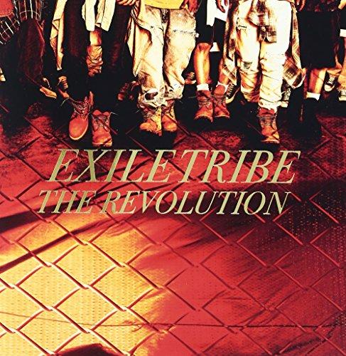 THE REVOLUTION (CD+DVD ) - EXILE TRIBE