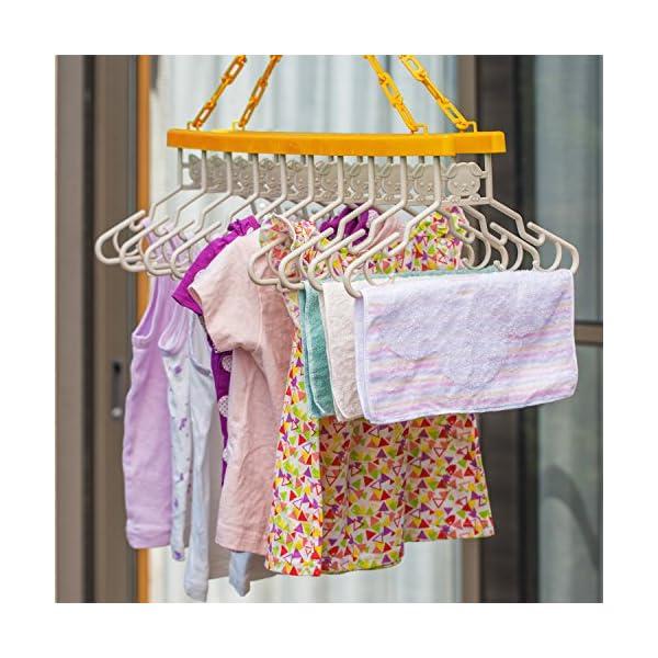 シンセーインターナショナル 赤ちゃん10連ハン...の紹介画像5