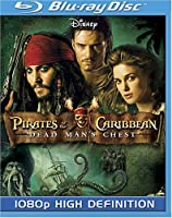 Pirates of Caribbean: Dead Man's Chest [Blu-ray]