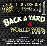 G-GOVERNOR MUSIC SHOWCASE VOL.2 BACK A YARD&WORLD WIDE RIDDIM