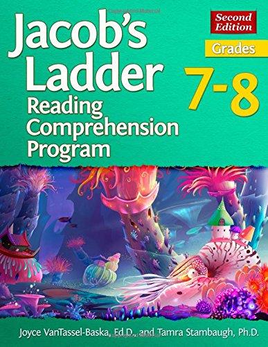 Download Jacob's Ladder Reading Comprehension Program, Grades 7-8 1618217224