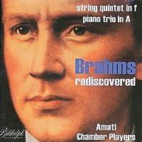 Brahms Rediscovered