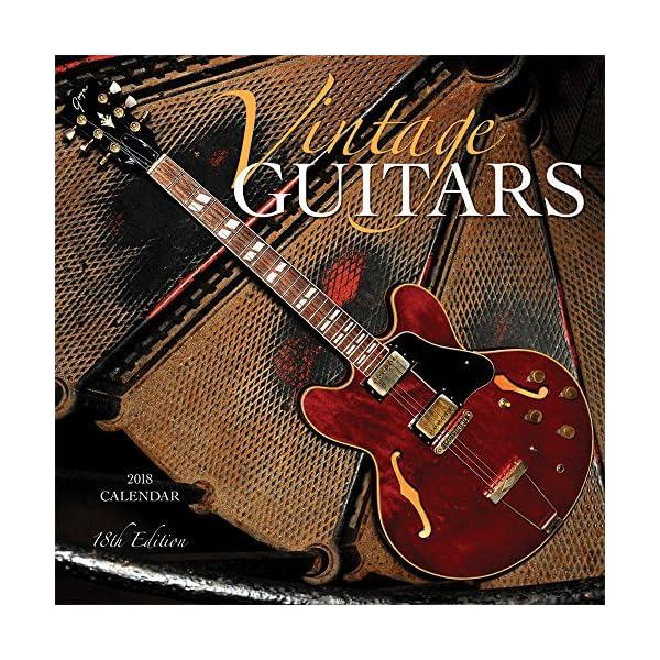 Vintage Guitars 2018 Cal...の商品画像