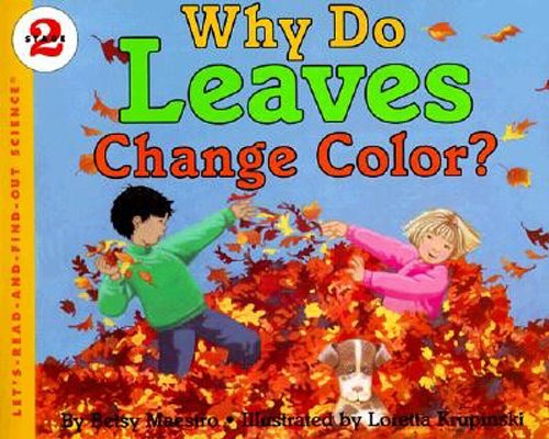 Why Do Leaves Change Color? (Let's-Read-and-Find-Out Science 2)の詳細を見る