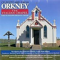 The Glaswow Phoenix Choir - Orkney - The Italian Chapel - CD Postcar (1 CD)