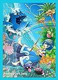 ポケモンカードゲーム / ポケモンカードジム限定デッキシールド / スイレン&ヨワシ / 64枚入