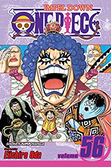 One Piece, Vol. 56: Thank You (One Piece Graphic Novel) by [Oda, Eiichiro]