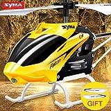 Best SYMA屋内カメラ - SYMA 2CH W25 電気屋内ミニ RC 航空機リモートコントロールヘリコプター飛散防止フライングおもちゃモデル 100% Review