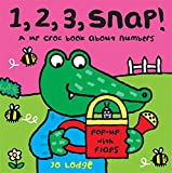 1, 2, 3 Snap!: A Mr Croc Book About Numbers (Mr. Croc) 画像
