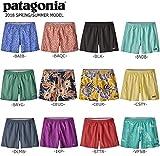 Patagonia レディース Patagonia W's Baggies Shorts パタゴニア ウィメンズ・バギーズ・ショーツ (股下13cm) 2018 Spring/Summer Model 日本正規品 全12色