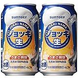 サントリー ジョッキ生350ml(48本入)発泡酒・第3サントリーHD