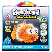Bunchems - Glow'n The Dark - Under The Sea Pack [並行輸入品]