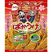 栗山米菓 合格ばかうけ(青のり) (2枚×9袋)×12個
