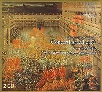 Corelli: Concerti Grossi Op.6 by Ensemble 414 (2010-07-13)