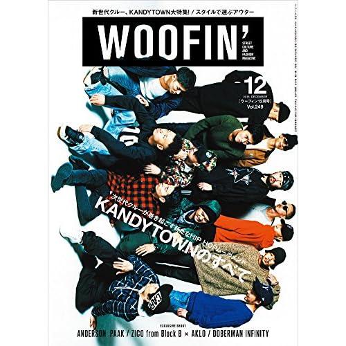 WOOFIN' (ウーフィン) 2016年 12月号