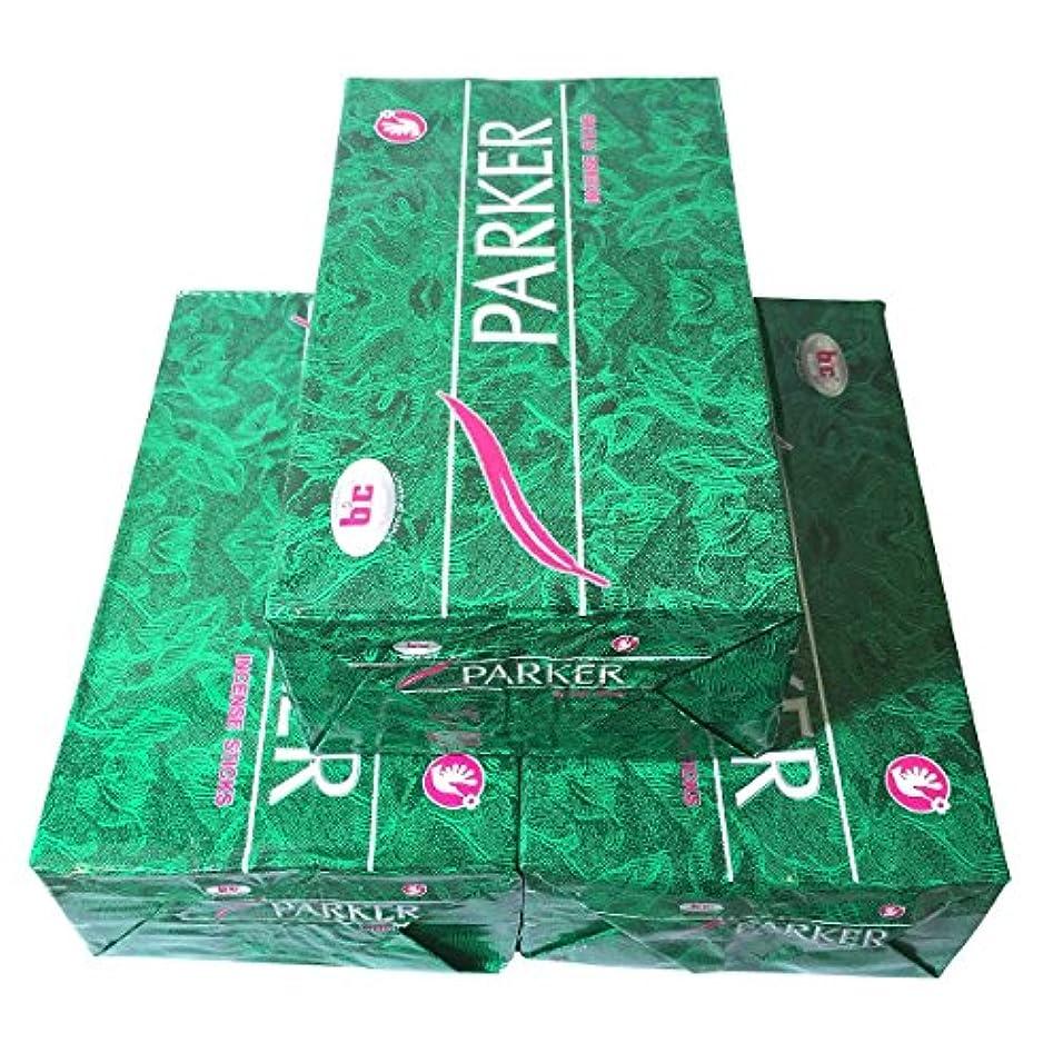 意見きょうだい衣服パーカー香 3BOX(36箱) 宅配便送料無料/BIC PARKER スティック /インセンス/インド香 お香/アジアン雑貨 [並行輸入品]