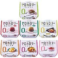 遠藤製餡 ゼロカロリー スイーツアソート 7種14食セット 和菓子