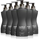 Method Gel Liquid Hand Soap, Yuzu, 6 Count