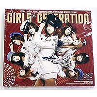 少女時代 Girls' Generation - Genie (2nd Mini Album) CD + Photo Booklet + Folded Poster [KPOP MARKET特典: 追加特典フォトカード] [韓国盤]