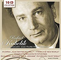 Rafael Kubelik: Legendary and Rare Recordings