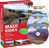 Global Ride: Maui Series Virtual Cycling DVDs Box Set