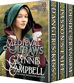 Medieval Outlaws: The Boxed Set by [Campbell, Glynnis]