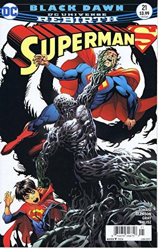Superman Comic [US] June 2017 (単号)